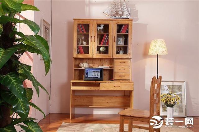 书房书柜书桌设计图