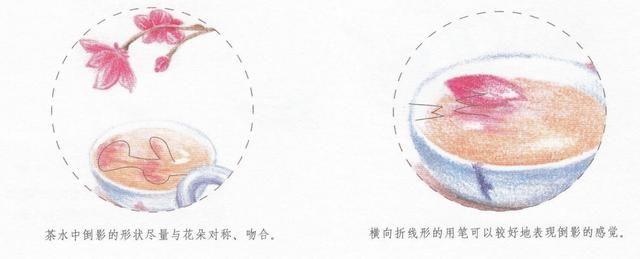 桃花形状矢量图