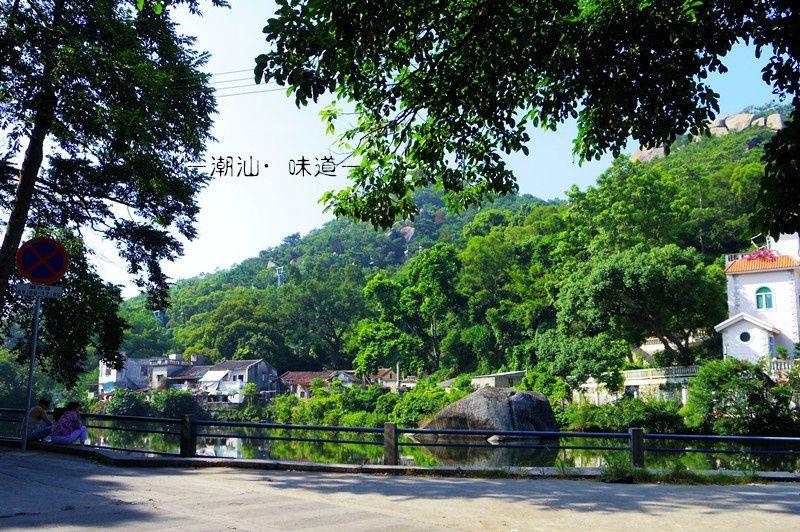 焰峰景区,笔架山景区,苏安景区6个景区组成,自然风景绝美,还有汕头第