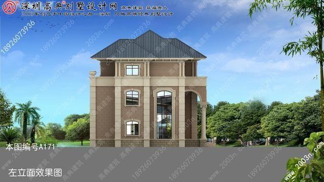 河谭镇农村房屋设计图大全
