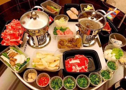 """在重庆吃自助火锅,点这""""3种""""菜最值!分分钟就能吃回本!张记香卤"""