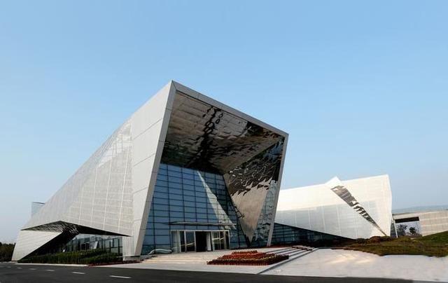 设计分享青岛西海岸经济新区规划展览馆