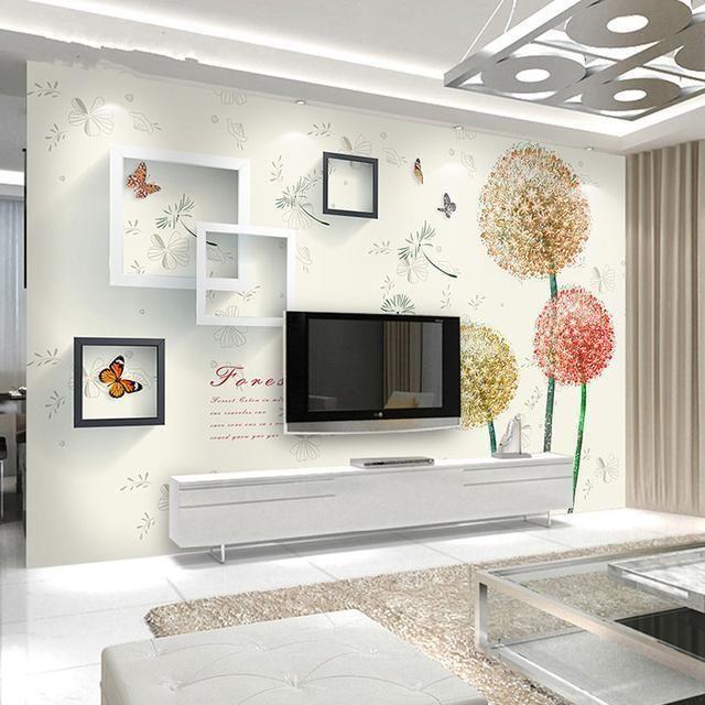 今年最流行的电视背景墙,让你家客厅靓出新高度,一眼看中第5款