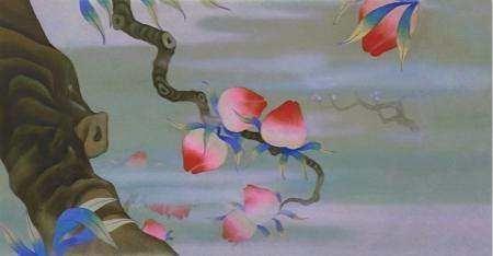 孙悟空吃光仙桃,为何玉帝拉着王母感谢猴子?蟠桃园里藏着秘密!
