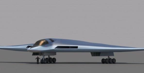 官方:媲美b21中国远程轰炸机曝光 综合性能优异