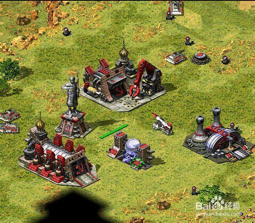 红警共和国之辉超级武器战略