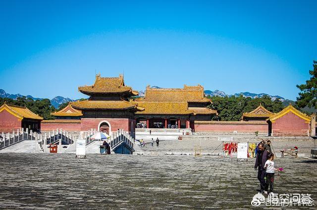 清西陵中最有代表性的帝陵是哪一座?