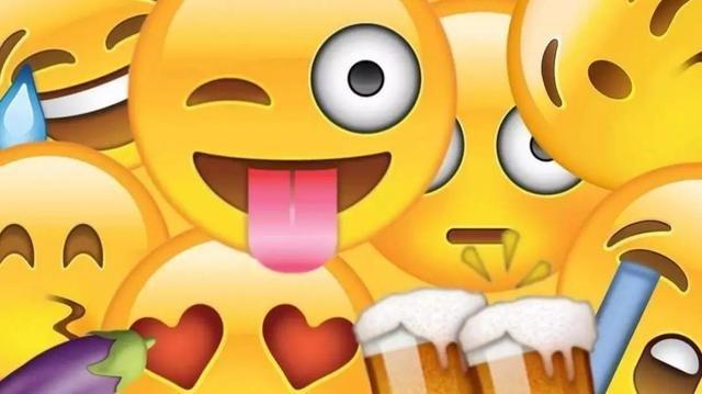 "emoji表情包,21世纪流通全球的""象形文字"".图片"