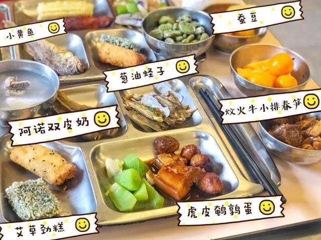 食谱人一周食谱曝光,别人家的酒店食堂从来没员工患者高血压与脂肪肝早餐图片