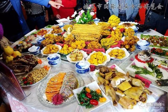 带你读《临夏州美食丛书》(四)餐桌上的活化石北京史话十大清真图片