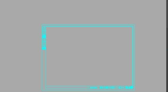 CAD实用技巧:比例视口布局v比例cad剪裁地形图图片