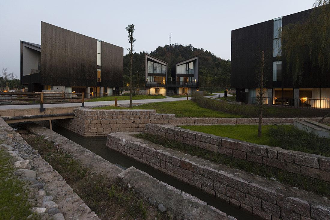 荷兰人的中国梦--四川绵阳浮生御度假村v小区别小区别墅佛山图片