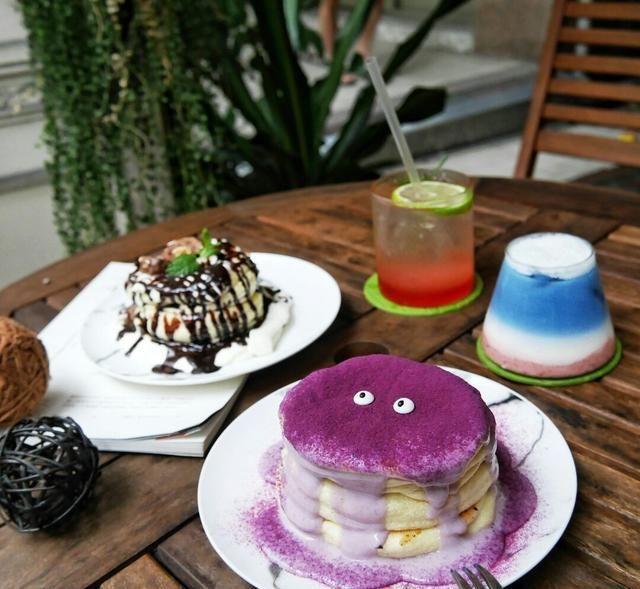 鬼月造型美食特辑来了!妖怪饭团、日式路地冰 好吃又可爱