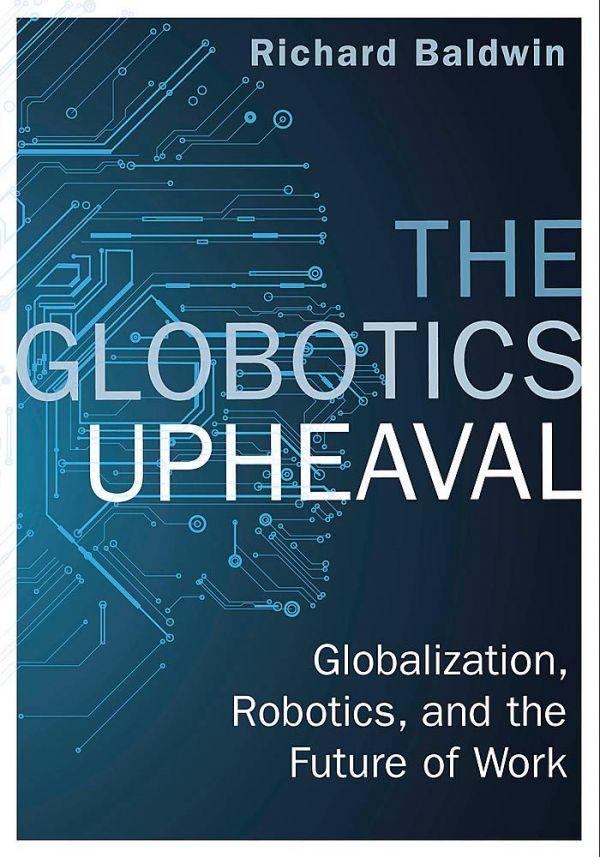 机器人坐办公室?美媒:全球化或威胁白领岗位