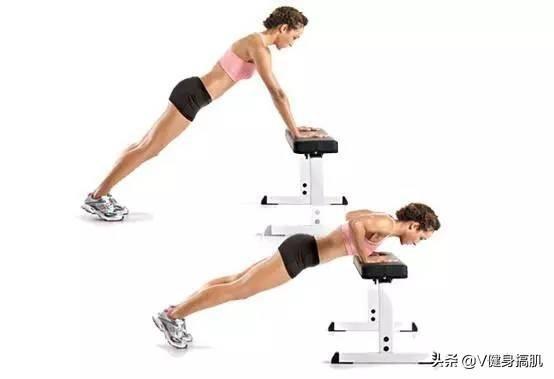 徒手练胸肌?一个动作就足够了!