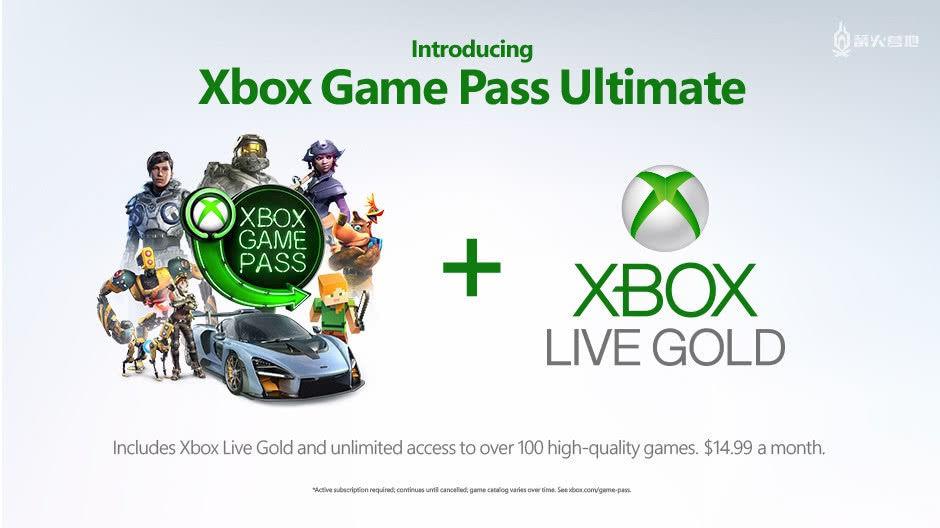 单职业传奇网站 | 微软创建了专门用于订阅游戏的新Xbox插图1