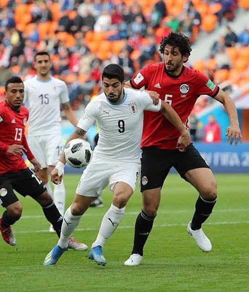 2018俄罗斯世界杯:乌拉圭VS沙特阿拉伯