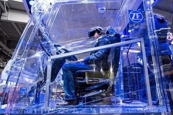 现在的L5级自动驾驶技术有多难?采埃孚总监泼了一盆冷水