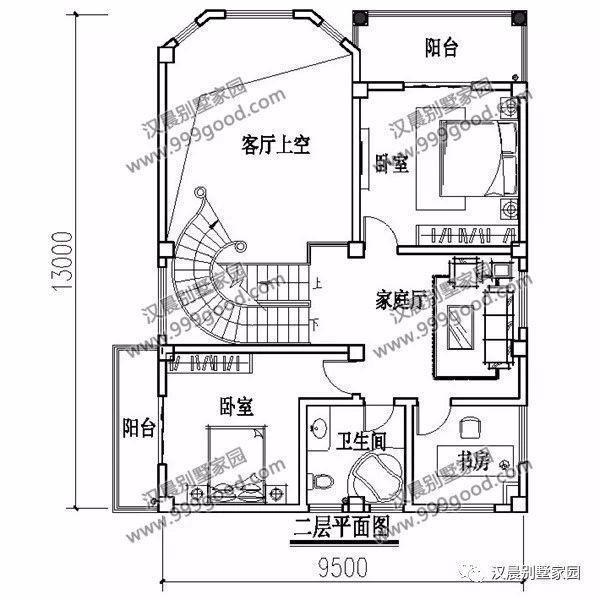 别墅选的好,建房没a别墅:2栋小开间4层别墅,占地沙长沙房价户型星图片