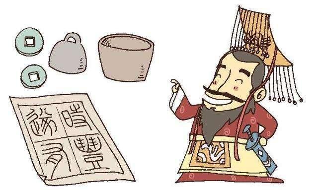"""让孩子可以记住的历史-南平百越、北筑长城的王朝""""秦"""""""