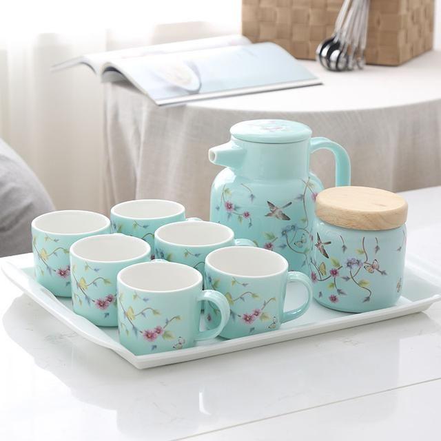 """家里办公室泡茶别用传统茶具现在流行""""次世代""""泡茶神器超高档"""
