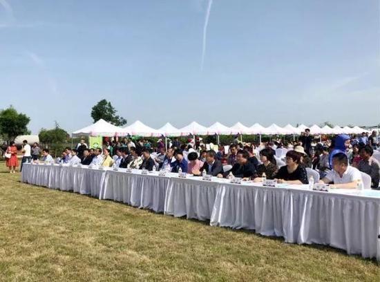 2018灞桥樱桃采摘旅游节暨灞桥樱桃推介大赏正式启动
