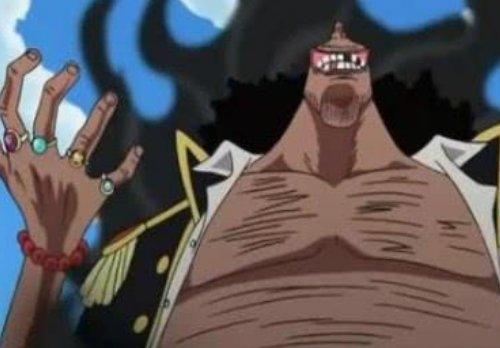 海贼王:实力强悍的4大单挑王,卡普上榜,最后一位才是爷们!