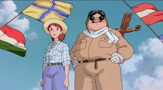 宫崎骏|《红猪》宁愿变成猪,也不愿随着国家变成法西斯
