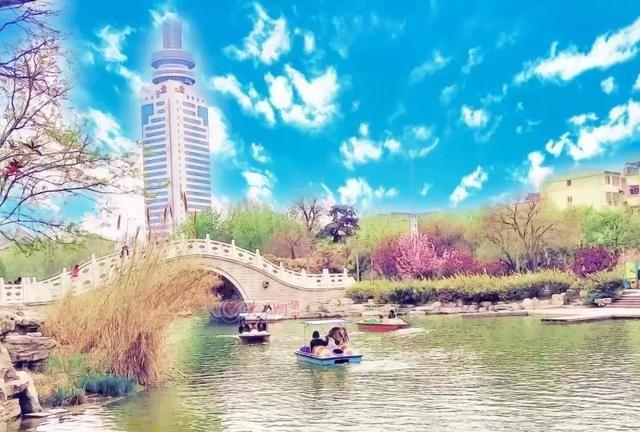 将济宁的同人城市变成漫画,一点也不输《千与漫画风景v同人h笔记图片