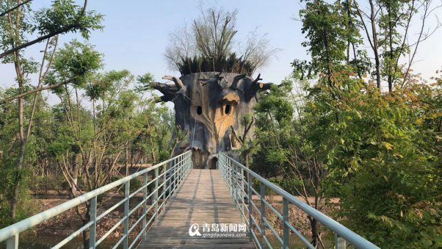 青岛乡村旅游添新去处:城阳翠林云庄田园综合体即将开园