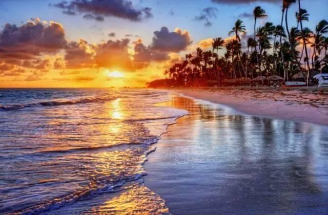 金巴兰海滩:看世界上最美的日落