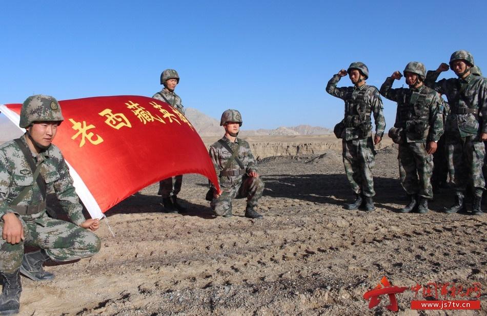 """""""老西藏精神""""在昆仑山下绽放!"""