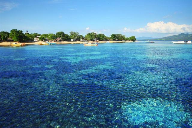印尼不只有巴厘岛,免签同样可以去一半火焰一半海水的