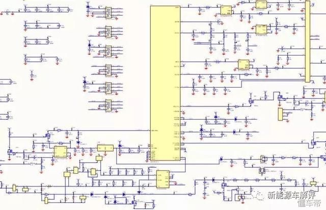 电路 电路图 电子 原理图 640_412