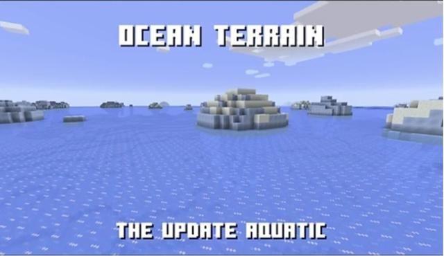 《我的世界》即将推出海洋版本