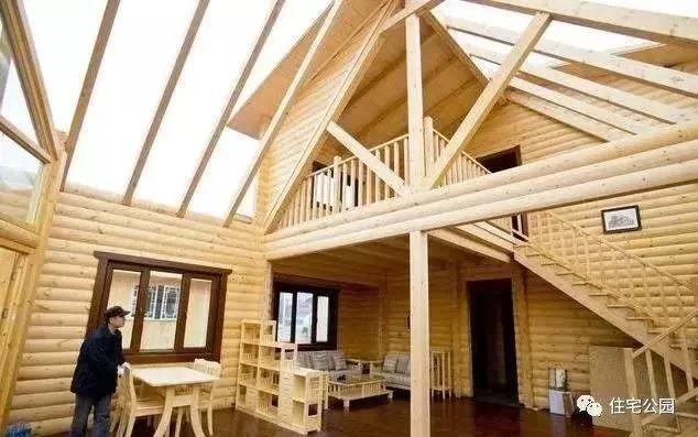 海归女30万买地,120万别墅建农村别墅,网友:日本回来的!虹口区木屋的图片