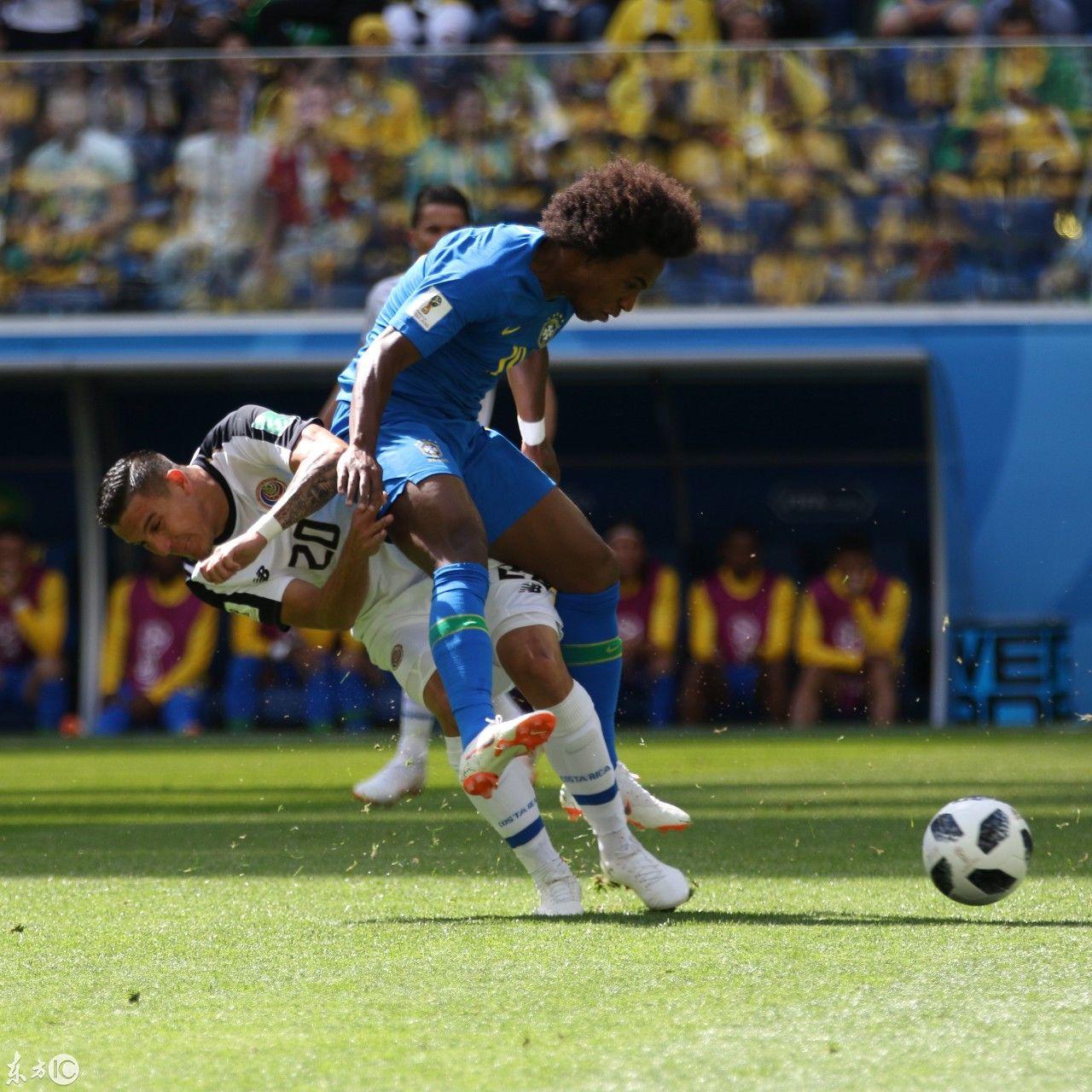 世界杯直击,巴西VS哥斯达黎加 纳瓦斯一个王者