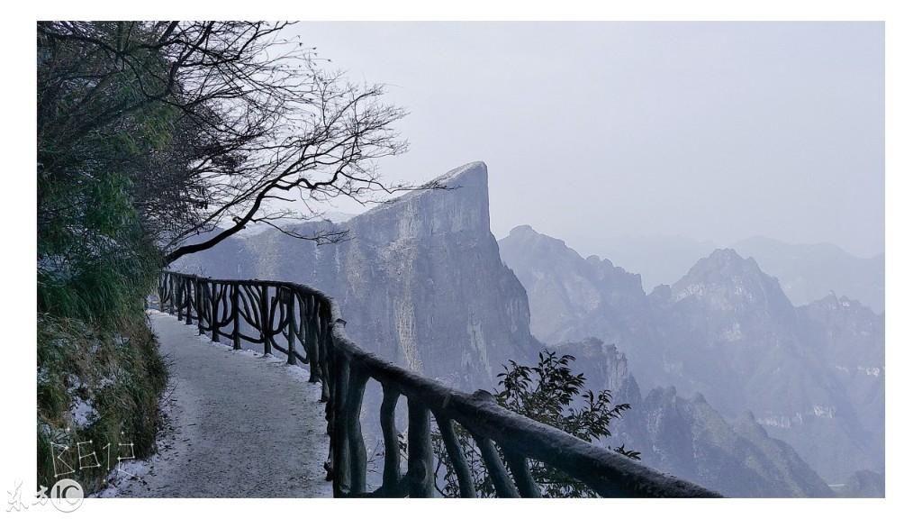 中国最危险的盘山公路,竟然隐藏在张家界