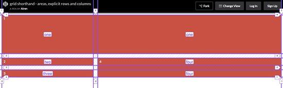 CSS Grid Layout一些有趣的事情