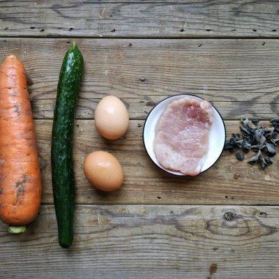好吃不过家常菜--木须肉#硬核菜谱制作人#海参和姜能一起吃吗图片