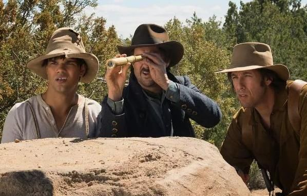 5部被忽略的喜剧电影,第一部是西部无厘头喜剧片,值得一看!