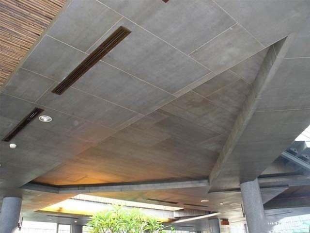 【精彩】头一回见厨房卫生间吊顶用水泥板的,防潮耐腐超安全,太聪明了!