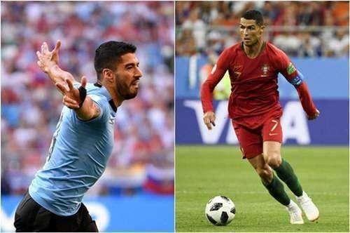 赛场前瞻|2018世界杯乌拉圭VS葡萄牙比分首发