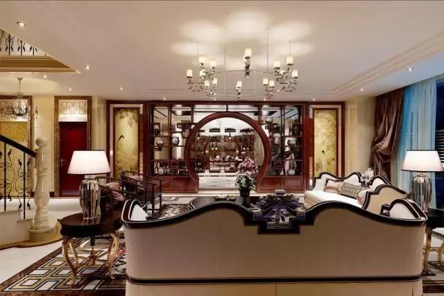 欧式豪宅大理石整装设计案例,刚好需要的快收藏