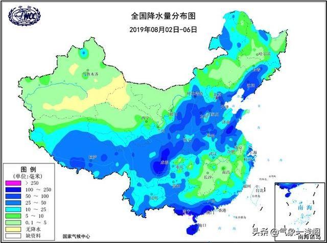 """""""双台风""""影响?8月最强""""台风雨""""可能要来了,浙江山东是重点"""