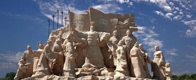 在西汉真正的开国功臣中,刘邦为什么只杀了诸侯王韩信?