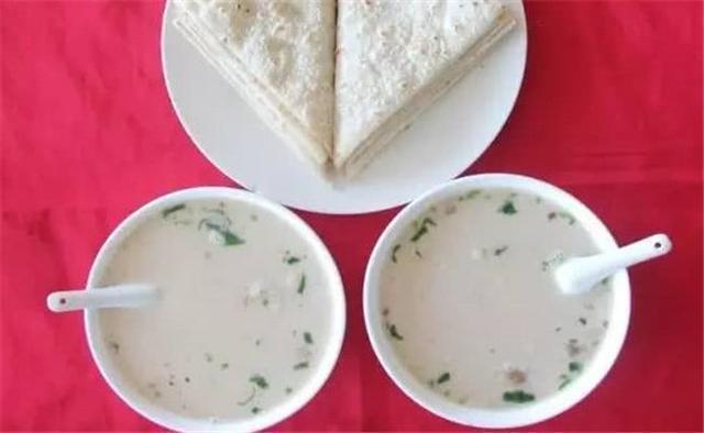 山东最出名的五种羊肉汤