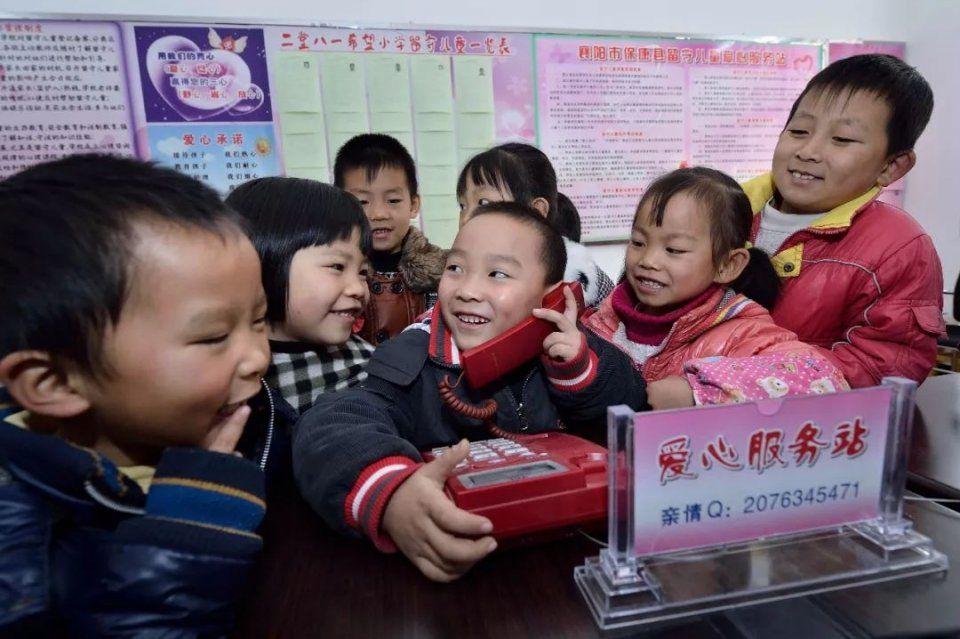 教育部门与学校,群团组织,社会力量等不同主体都负有关爱教育留守儿童