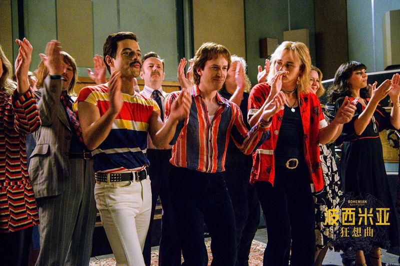 电影 波西米亚狂想曲 歌曲Queen