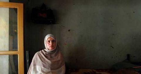 阿富汗女人为躲避家暴住进监狱,害怕丈夫报复始终不肯出狱